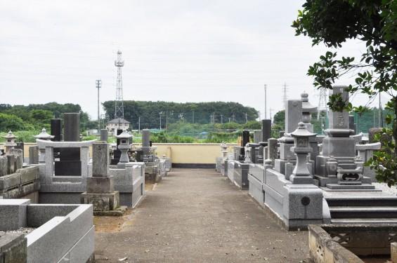 2016年7月27日 埼玉県上尾市の寺院 放光院の六地蔵001