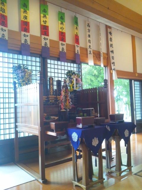2016年8月埼玉県久喜市 香最寺 施食会160814_151520(H28.8施食会)