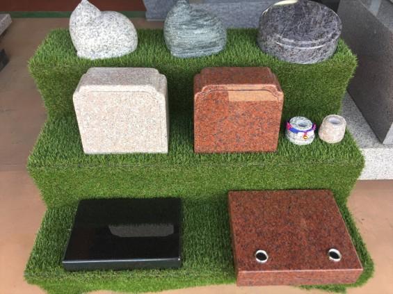 2016年8月 大塚 石材 ペット墓 スブニールストーン  販売 準備IMG_0230
