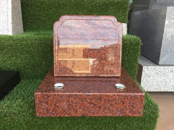 2016年8月 大塚 石材 ペット墓 スブニールストーン  販売 準備IMG_0233