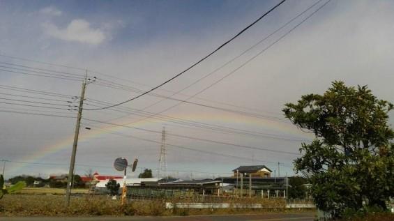 埼玉県の霊園 鴻巣霊園から虹が見えました 2016120610490002.jpg