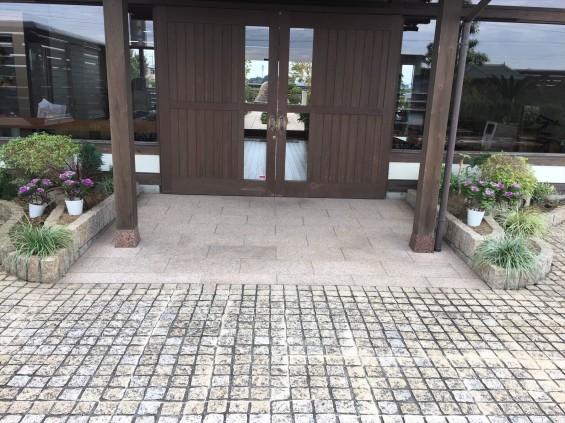 201611 埼玉県の霊園 鴻巣霊園 植栽とお花の植え替えIMG_0065