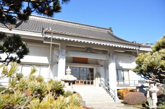 埼玉県伊奈町の寺院 松福寺 しょうふくじDSC_0103 本堂