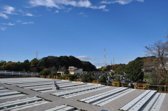 2016年11月 埼玉県の霊園 川口霊園かわぐちの杜の二期区画DSC_9828