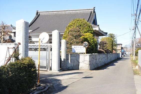 埼玉県伊奈町の寺院 松福寺 しょうふくじDSC_0118