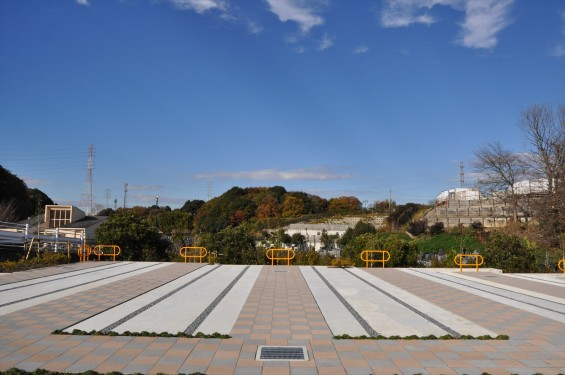 2016年11月 埼玉県の霊園 川口霊園かわぐちの杜の二期区画DSC_9822
