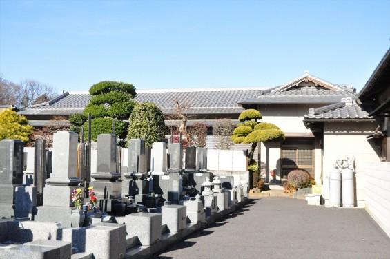 埼玉県伊奈町の寺院 松福寺 しょうふくじDSC_0131 客殿