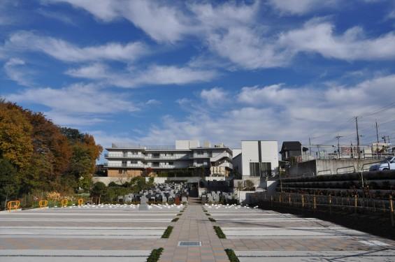 2016年11月 埼玉県の霊園 川口霊園かわぐちの杜の二期区画DSC_9820