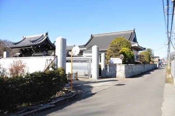 埼玉県伊奈町の寺院 松福寺 しょうふくじDSC_0119