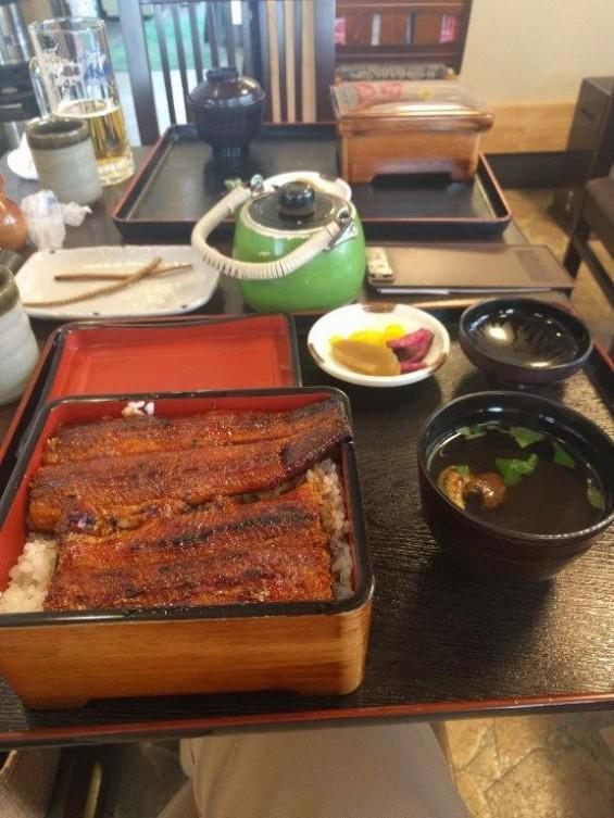 浜松旅行に行ってきました 鰻 うな吉 IMG_20170201_122607
