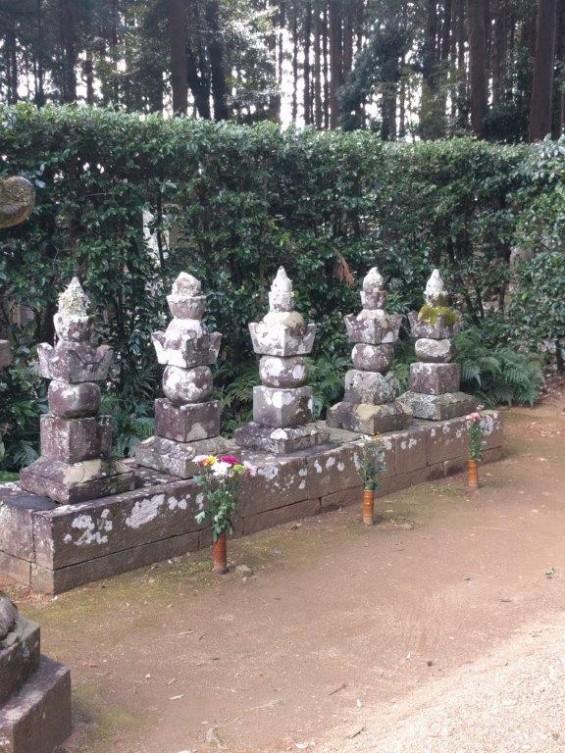 浜松旅行に行ってきました 井伊直虎 ゆかりの地 龍潭寺(りょうたんじ)墓 IMG_20170201_134728