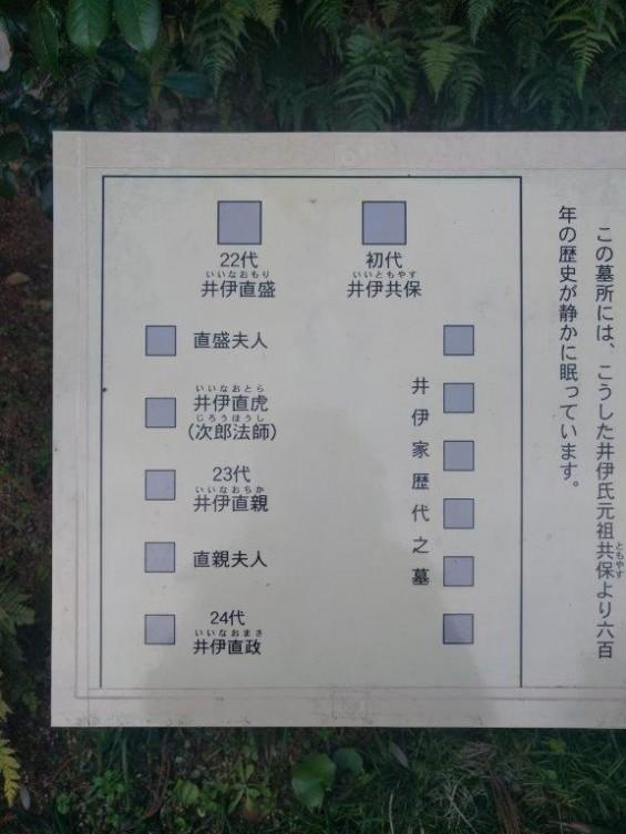 浜松旅行に行ってきました 井伊直虎 ゆかりの地 龍潭寺(りょうたんじ)墓 IMG_20170201_134843