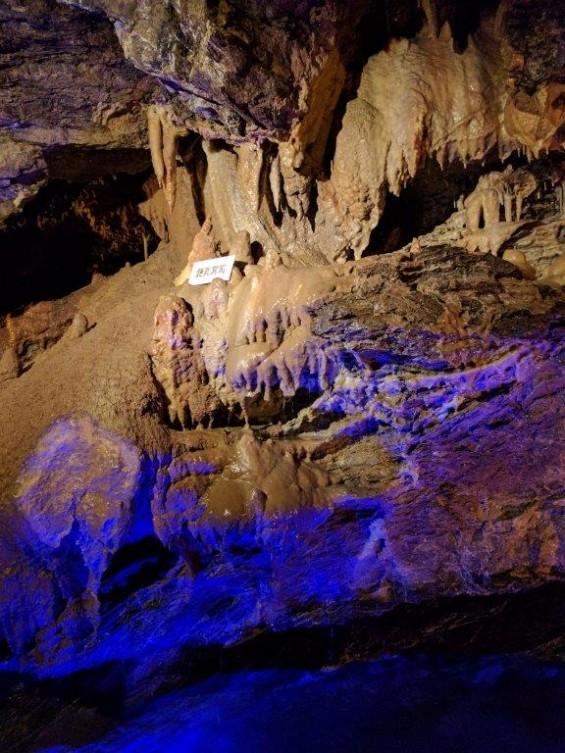 浜松旅行に行ってきました 竜ヶ岩洞(鍾乳洞)IMG_20170201_142719