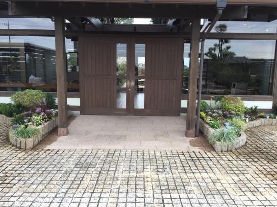 201611 埼玉県の霊園 鴻巣霊園 植栽とお花の植え替えIMG_0087