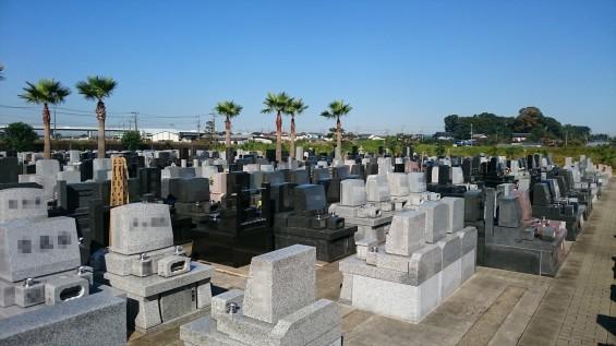 201611 桶川霊園 墓所のご案内1区②