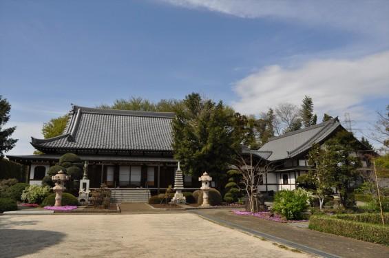 2017年4月12日 埼玉県上尾市の寺院少林寺DSC_1416