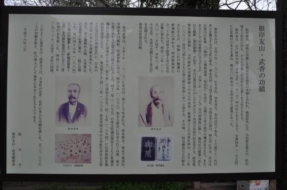 2017年4月 埼玉県熊谷市  幕末の志士 根岸友山 根岸家長屋門 満開の桜DSC_1245