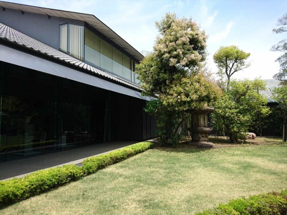 2017年5月 ゴールデンウィーク 東京 南青山 根津美術館 に行ってきました 建物外観 DSC_6030