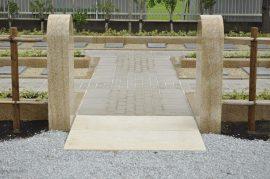 ・石材店スタッフのブログ記事 浄光苑2期の造成工事が完了しました