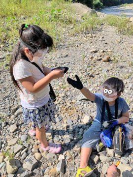 ・石材店スタッフのブログ 化石採集に行ってきました