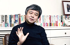 三田誠広さん