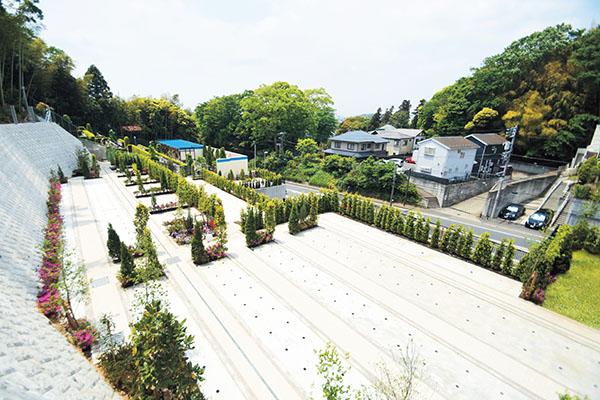メモリアルガーデン藤沢第2霊園