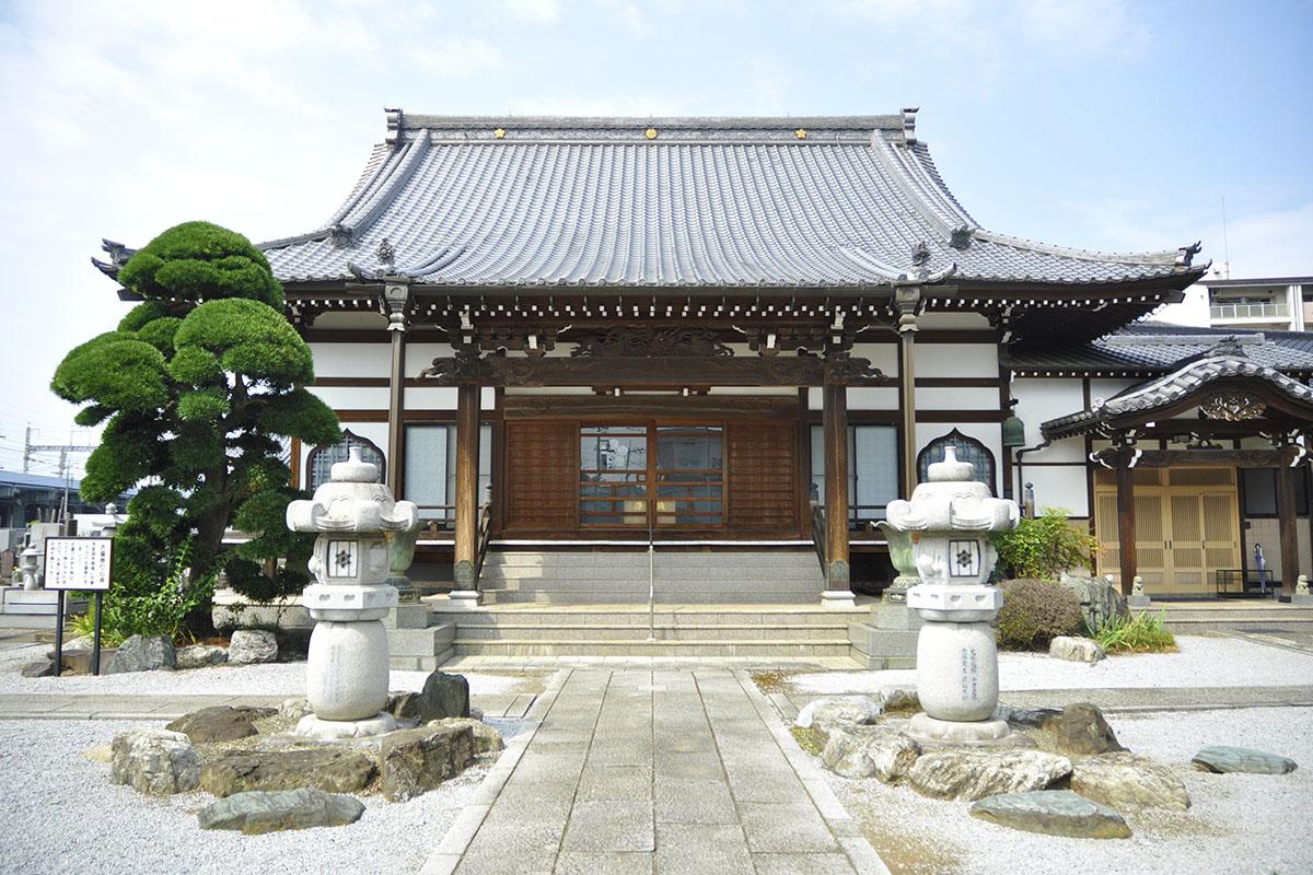 真福寺(しんぷくじ)墓苑