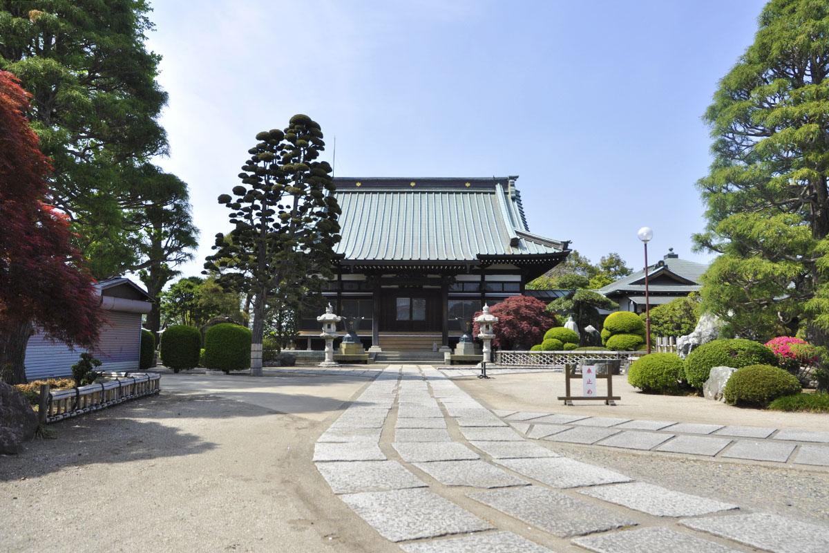 大雲寺(だいうんじ)墓苑