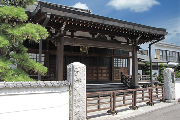 照誠寺(しょうじょうじ)墓苑