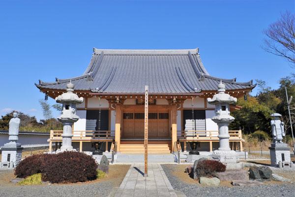 妙楽寺(みょうらくじ)墓苑