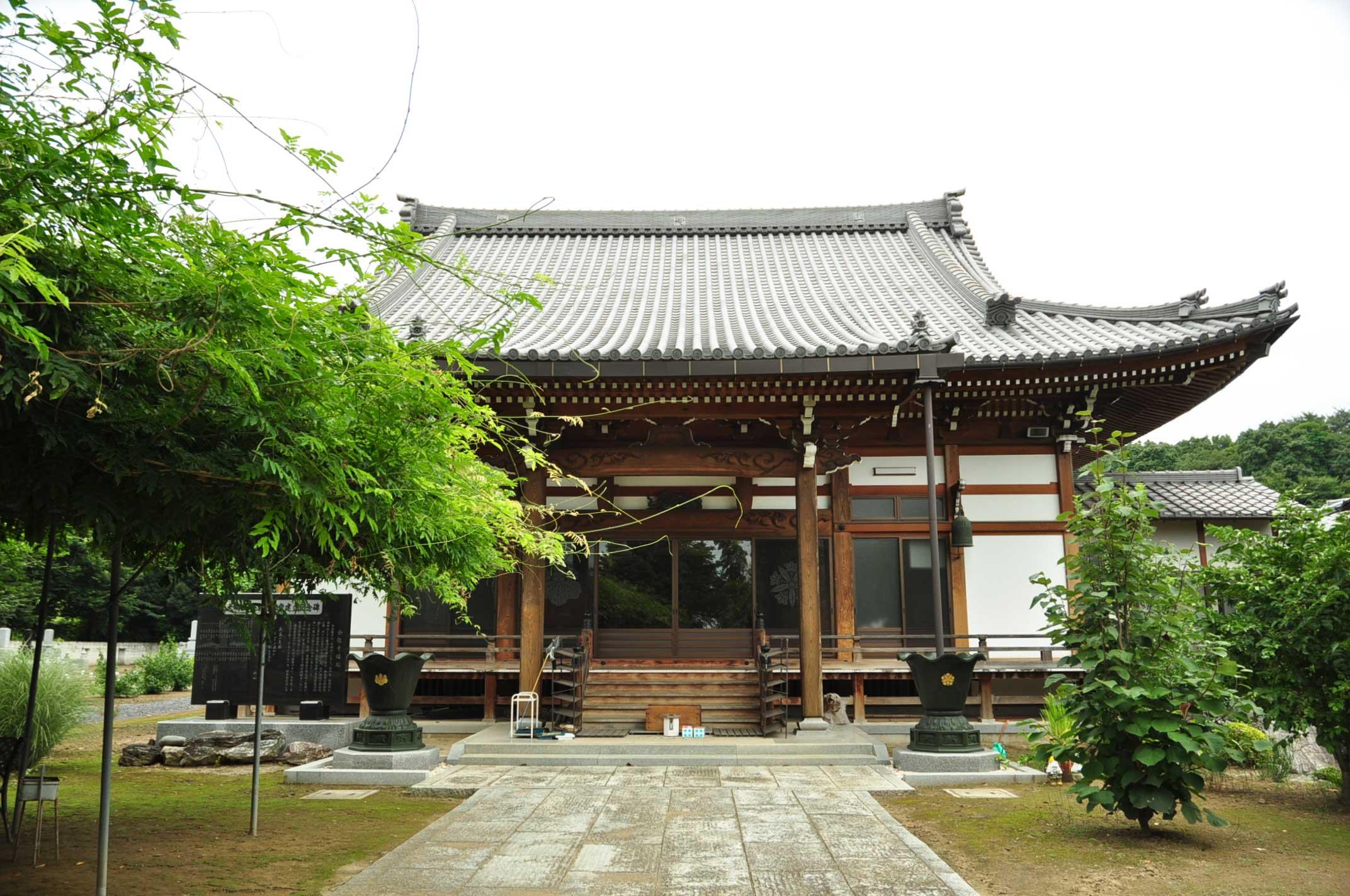 全龍寺(ぜんりゅうじ)墓苑