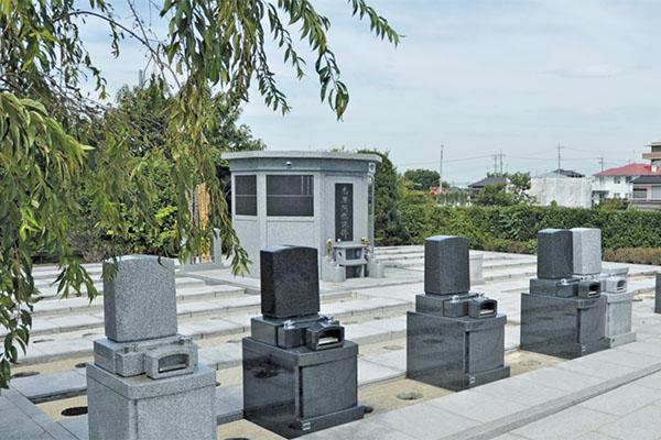 馬蹄寺(ばていじ)墓苑